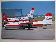 EPA / EASTERN PROVINCIAL AIRWAYS  HERALD   CF-EPI     / collection vilain N°1350
