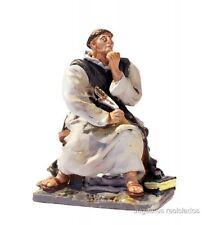 BERNARD OF CLAIRVAUX TTS004 TEMPLAR HOBBY WORK PLOMO LEAD SOLDIER