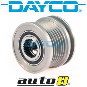 Dayco Overrunning Alternator Pulley for Audi A1 8X 1.6L Diesel CAYB 2011-2015