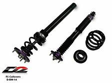D2 Racing RS Coilovers BMW 3-SERIES E30 M3 325 325E 320I 318I 36 WAY ADJUSTABLE