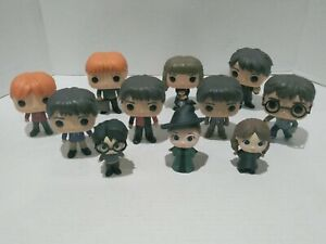 Funko Pop Funko Figures Harry Potter OOB Out Of Box Lot Of 11-Some Have Flaws