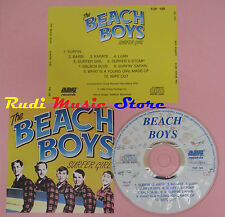 CD THE BEACH BOYS Surfer girl 1984 ARC RECORDS TOP 109 lp mc dvd