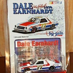Dale Earnhardt #77 hy-gain 1976 Chevy Malibu 1:64 Action Diecast NASCAR
