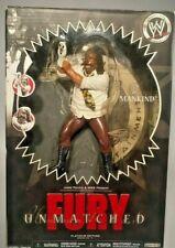 WWE WWF wrestling figure Mankind Unmatched Fury