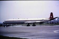 1/110 De Havilland Comet 4C XS235 CANOPUS RAF Mildenhall slide