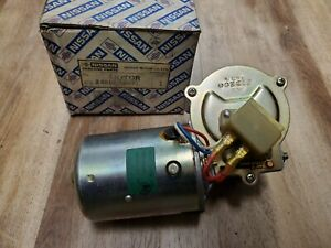 NEW OEM DATSUN 310 NISSAN Windshield Wiper Motor 1979 1980 1981 1982 NOS W/ BOX!