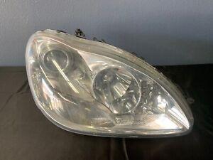 03-06 MERCEDES-BENZ W220 S500 RIGHT PASSENGER SIDE HALOGEN HEADLIGHT LAMP OEM