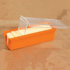 Butter Slicer Cutter Storage Container Measure for Bread Cakes Baking Tool
