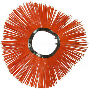 """Aftermarket 21 3/8 Poly Heavy-Duty Sweeper Brush Part # 7241794""""-AM fits Bobcat"""