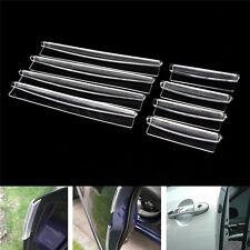 8x Car Door Edge Guards Trim Molding Protect Strip Anti-rub Scratch Protector 01