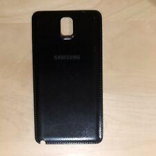 OEM Samsung Galaxy Note 3 III Back Door Battery Cover Black