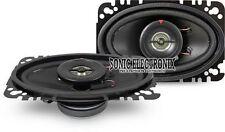 "KENWOOD 120W 4"" x 6"" 2-Way Coaxial Car Speakers (No Grills) | KFC-4675C"