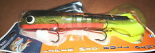 """15"""" Super Magnum Double Tail Bull Dawg Musky Innovations LOTW Perch Plastic Body"""