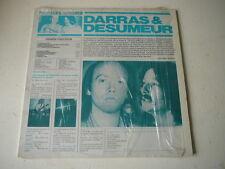 Darras et Desumeur  33 tours LP