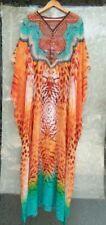 Handmade V-Neck Long Sleeve Dresses for Women