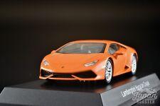 [KYOSHO 1/64] Lamborghini Huracan Coupe Orange Minicar Lottery