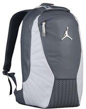 Nike Air Jordan Retro XII 12 Backpack Dark Gray 9A1773 New