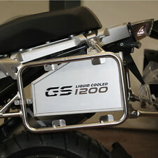Toolbox BMW R1200GS LC Adventure (2014-) Additional Box, schwarz-grau