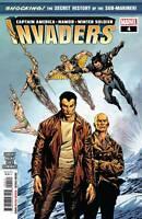 Invaders #4 Marvel Comic 1st Print 2019 unread NM
