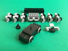 New ListingLego 9V Electric Train Engine Motor with Wheels & Other Misc. Train Parts Lot