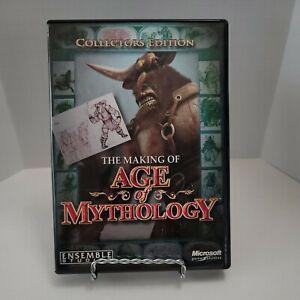 The Making of Age of Mythology, Microsoft Game Studios, Very Good, SHIPS FREE
