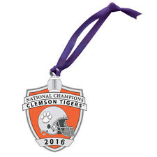Clemson Tigers 2016 National Champs Ornament