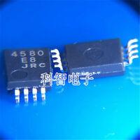 10PCS New NJM4580V-TE1 JRC4580 4580 TSSOP-8