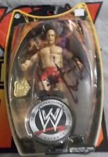 WWE Jakks Ruthless Aggression Series 17 Hardcore Holly MOC Signed Autograph WWF