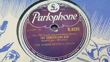 THE VIPERS SKIFFLE GROUP THE CUMBERLAND CAP & MAGGIE MAY PARLOPHONE R4289