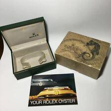 Genuine ROLEX Seahorse Antique Box