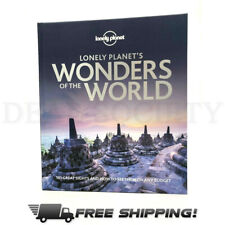 Lonely Planet's Wonders of the World Hardcover Edition October 1, 2019