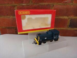HORNBY 0-4-0 BR CLASS 06 DIESEL SHUNTER ENGINE MODEL RAILWAY OO GAUGE BOXED