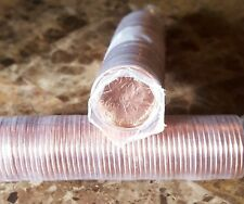 Canada 2003 New Effigy Original Mint Wrapped OBW Roll of Pennies!!