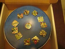 Ebay 2005 Lapel Pin Set New Never Displayed 10 Year Time Capsule