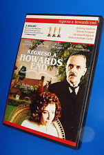 Pelicula EN DVD dvd REGRESO A HOWARDS END buen estado