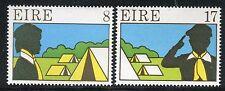 IRELAND 1977 EUROPEAN SCOUT/GUIDE CONFERENCE/CATHOLIC BOY SCOUT/TENTS/UNIFORM