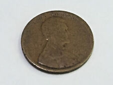 19__ S Lincoln Cent Copper Wheat Penny - 2512