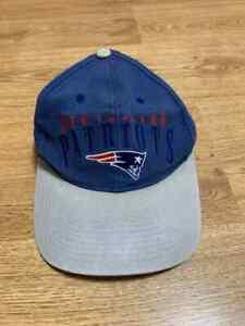 New England Patriots Vintage Cap Hat Rare