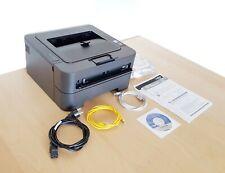 Brother DUPLEX WLAN Laser Drucker Printer LAN USB WIreless schwarz Toner WiFi