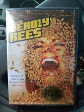 The Deadly Bees [New DVD]