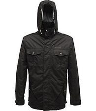 Regatta hightime homme imperméable respirant isotex 5,000 veste noir taille xxl