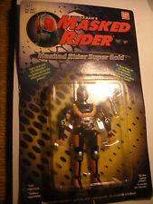 Popy Bandai SABAN'S Sentai  KAMEN MASKED RIDER  Super Gold Action Figure 14cm