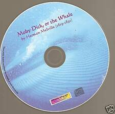 Moby Dick by Herman Melville - Unabridged Audiobook 24+ Hrs Mp3 CD