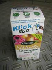 75ml Celaflor Naturen Schädlingsfrei NEEM Klick & Go Pflanzenschutz