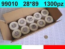 99010 10x ROTOLI ETICHETTE COMPATIBILI DYMO LABELWRITER LABELS S0722360 S0722370