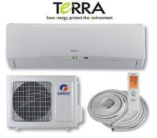 GREE TERRA 9000 BTU Mini Split Air Conditioner Heat Pump SEER 27 ENERGY STAR
