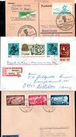 Germany DDR postal history cover collection WS10636