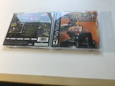 Road Rash - Jailbreak - Playstation 1 - PS1 - PS2 - PS3