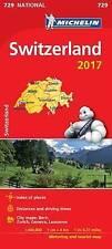Suisse 2017 (MICHELIN NATIONAL cartes) par MICHELIN   Map Book   9782067218758
