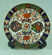 WONDERFUL ANTIQUE ROYAL CROWN DERBY IMARI SIDE PLATE PATTERN #198 C 1884 #18991